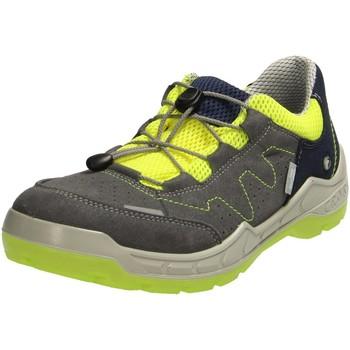 Schuhe Jungen Sneaker Low Ricosta Bergschuhe 10 6706100/451 grau