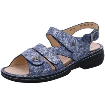 Schuhe Damen Sandalen / Sandaletten Finn Comfort Sandaletten Gomera Sandalette 2562/553414 blau