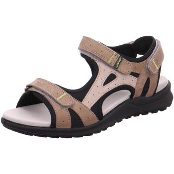 Schuhe Damen Sportliche Sandalen Superfit Sandaletten 2-00732-24 braun