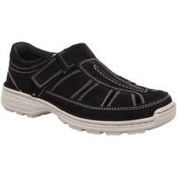 Schuhe Herren Slip on Ara Slipper 11-11032-22 schwarz