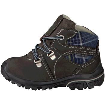 Schuhe Jungen Boots Ricosta Schnuerschuhe DASSE 64 3623500/285 braun