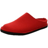 Schuhe Damen Hausschuhe Haflinger Flair Soft,rubin 311010-11 rot