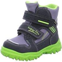 Schuhe Jungen Boots Superfit Klettstiefel . 09044-20 grau