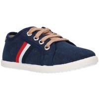 Schuhe Jungen Sneaker Low Batilas 47932E Niño Azul marino bleu