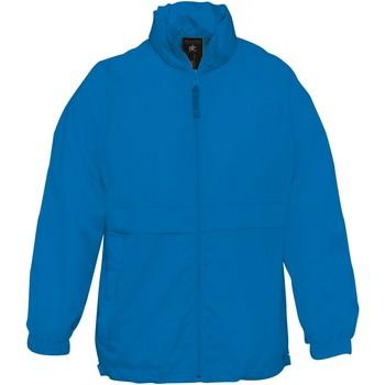 Kleidung Kinder Windjacken B And C Sirocco Königsblau