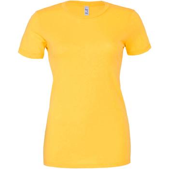 Kleidung Damen T-Shirts Bella + Canvas BE6004 Gelb