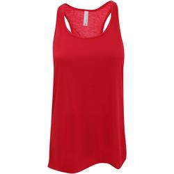 Kleidung Damen Tops Bella + Canvas BE8800 rot