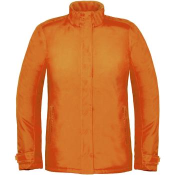 Kleidung Damen Windjacken B And C Real+ Orange