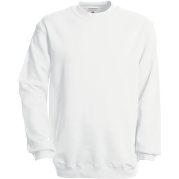Kleidung Herren Sweatshirts B And C Modern Weiß