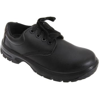 Schuhe Herren Sicherheitsschuh Dennys DK42 Schwarz