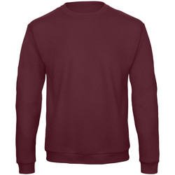 Kleidung Sweatshirts B And C ID. 202 Burgunder