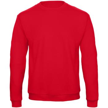 Kleidung Sweatshirts B And C ID. 202 Rot