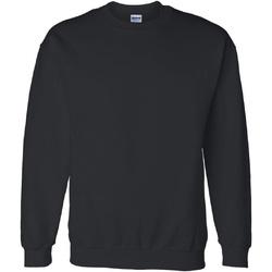 Kleidung Herren Sweatshirts Gildan 12000 Schwarz