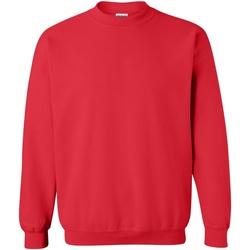 Kleidung Sweatshirts Gildan 18000 Rot