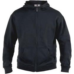 Kleidung Herren Sweatshirts Duke  Schwarz