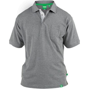 Kleidung Herren Polohemden Duke  Grau