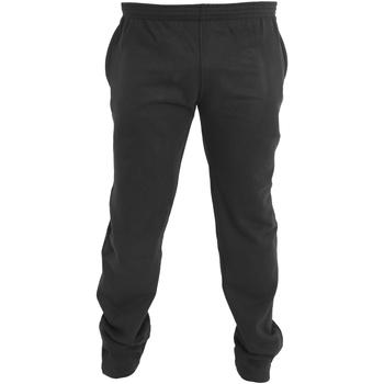 Kleidung Herren Jogginghosen Duke  Schwarz
