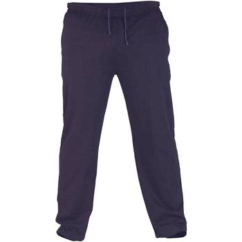 Kleidung Herren Jogginghosen Duke Rory Marineblau