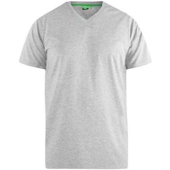 Kleidung Herren T-Shirts Duke  Grau