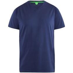 Kleidung Herren T-Shirts Duke  Marineblau