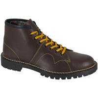 Schuhe Herren Boots Grafters  Weinrot