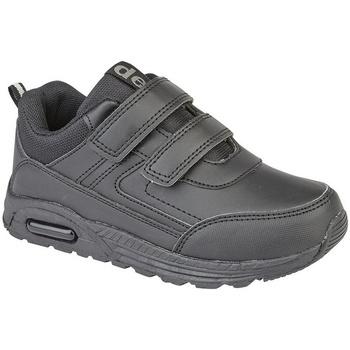 Schuhe Jungen Sneaker Low Dek Felix Schwarz