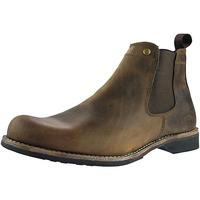 Schuhe Herren Boots Woodland  Braun