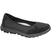 Schuhe Damen Slip on Boulevard  Schwarz