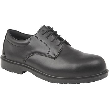 Schuhe Herren Derby-Schuhe Grafters  Schwarz