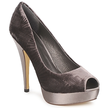 Schuhe Damen Pumps Menbur FAIRBANKS Braun