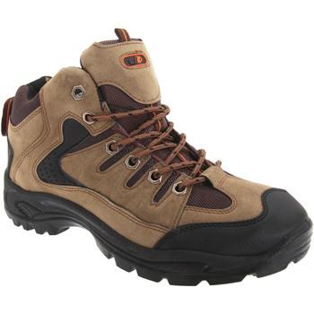 Schuhe Herren Wanderschuhe Dek Ontario Khaki