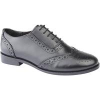 Schuhe Damen Richelieu Cipriata  Schwarz