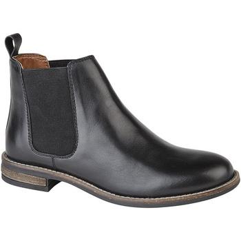 Schuhe Damen Boots Cipriata  Schwarz