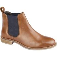 Schuhe Damen Boots Cipriata  Tan