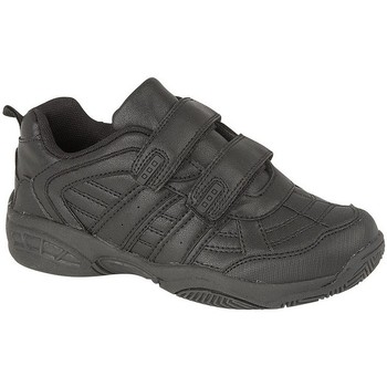 Schuhe Kinder Sneaker Low Dek Fusion II Schwarz