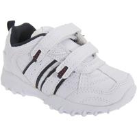 Schuhe Kinder Sneaker Low Dek Fusion II Weiß