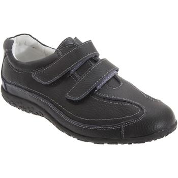 Schuhe Damen Sneaker Low Boulevard  Schwarz