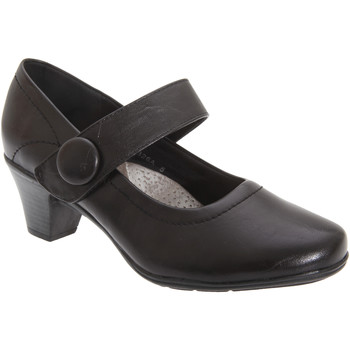 Schuhe Damen Pumps Boulevard  Schwarz
