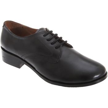 Schuhe Damen Derby-Schuhe Grafters  Schwarz
