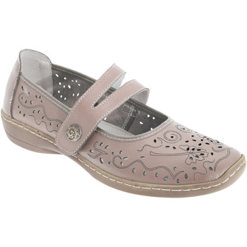 Schuhe Damen Ballerinas Boulevard  Beige