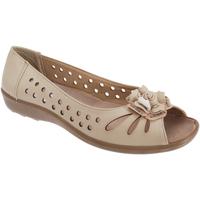 Schuhe Damen Sandalen / Sandaletten Boulevard  Beige