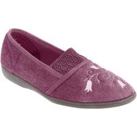 Schuhe Damen Hausschuhe Sleepers Inez Heidekraut