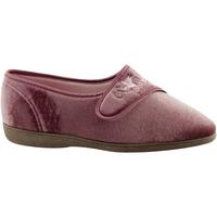 Schuhe Damen Hausschuhe Sleepers  Heidekraut