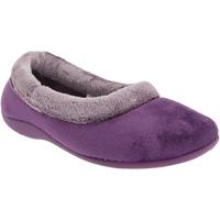 Schuhe Damen Hausschuhe Sleepers Julia Violett