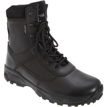 Schuhe Herren Sicherheitsschuh Grafters Ambush Schwarz