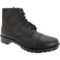 Schuhe Herren Stiefel Grafters  Schwarz