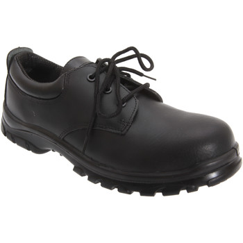 Schuhe Herren Arbeitsschuhe Grafters  Schwarz