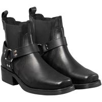 Schuhe Herren Stiefel Woodland  Schwarz