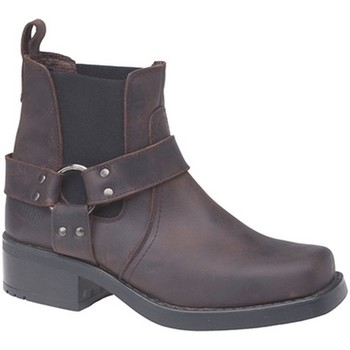 Schuhe Herren Stiefel Woodland  Braun