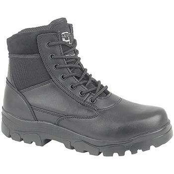 Schuhe Herren Boots Grafters Sherman Schwarz